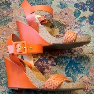 BCBGeneration Wedge Sandals